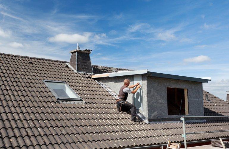 Dacharbeiten Dach sanieren