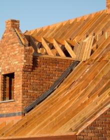 dacharbeiten neue dachkonstruktion