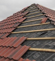 Dachsanierung - Dach erneuern
